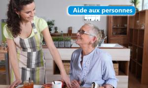 Aide aus personnes Autonium